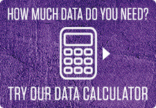 TRY OUR DATA CALCULATOR